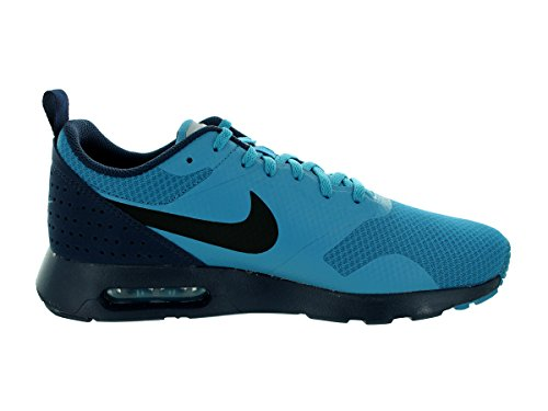 Nike  Air Max Tavas, Gymnastique  homme Multicolore (Stratus Blue/Black/Obsidian)