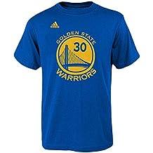 Stephen Curry Golden State Warriors Nba Adidas reproductor camiseta azul, XXL