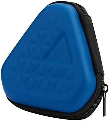 Jimmackey Caja A Prueba De Polvo Mano Spinner Fidget Spinner Enfoque Juguete (Azul)