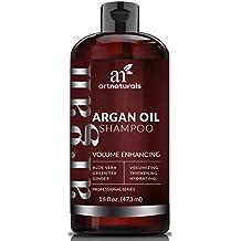 ArtNaturals Arganöl Shampoo Haarausfall Vorbeugend - Volumen Enhancing - Sulfat frei - 473 ml