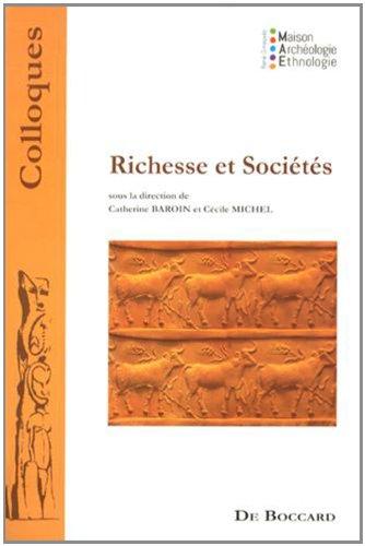 Richesse et socits