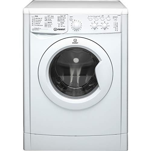 Indesit IWC91482ECO 9kg 1400rpm Freestanding Washing Machine - White