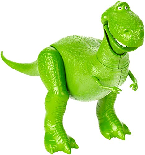 Disney Toy Story Figura de Juguete Rex, Juguetes Niños +3 Años (Mattel FRX14)
