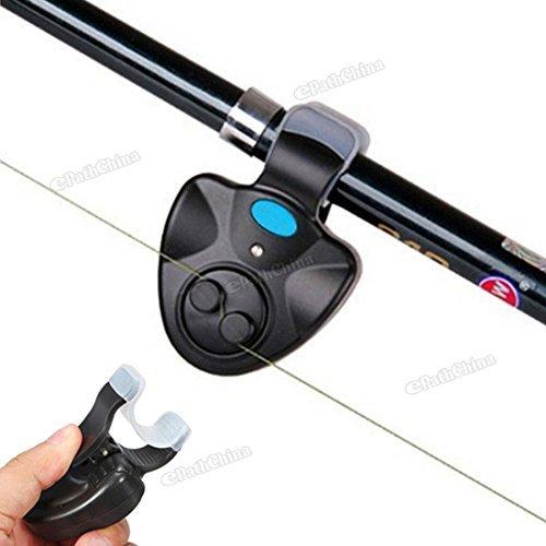 【 Best Deals für Weihnachten 】 origlam Elektronischer Angel LED-Alarm Bell Clip auf Angel, Fisch-Finder Fisch Bissanzeiger Werkzeug mit - Fisch-finder Mit Gps