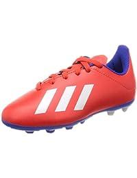 hot sale online 9665c bbc93 adidas X 18.4 FxG J, Scarpe da Calcio Unisex – Bambini