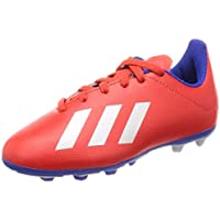 buy popular be01a 30e78 adidas X 18.4 FxG J Chaussures de Football Mixte Enfant