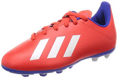 newest 534fd bae7f adidas X 18.4 FxG J, Scarpe da Calcio Unisex-Bambini, (Multicolor 000