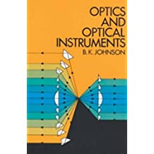 Optics and Optical Instruments (Dover Books on Physics)
