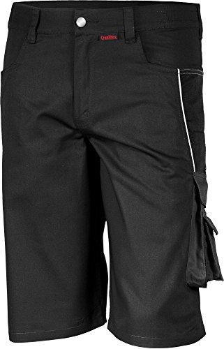 Qualitex PRO Shorts MG245 - schwarz - Größe: 56 (Tragen Shorts)