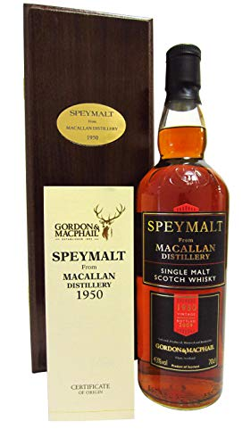 Macallan - Speymalt - 1950
