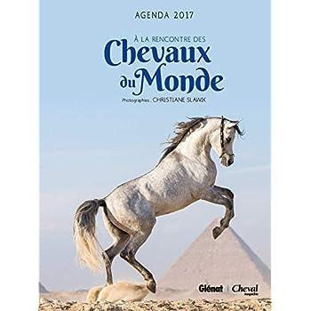 Agenda Cheval 2017: A la rencontre des chevaux du monde