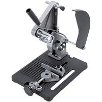Wolfcraft 5019000 - Soporte de amoladora angular de Ø 115 y 125 mm 190 x 240 x 260 mm