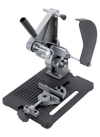 Wolfcraft 5019000 Support de tronçonnage Pour meuleuse d'angle à une main 115/125 mm