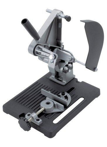 Wolfcraft 113232 5019000-1 Soporte para Cortar para Amoladora Angular diam. 115 y 125 mm, 1 W