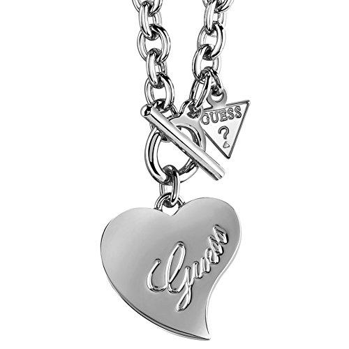 collana donna gioielli Guess Love trendy cod. UBN71539