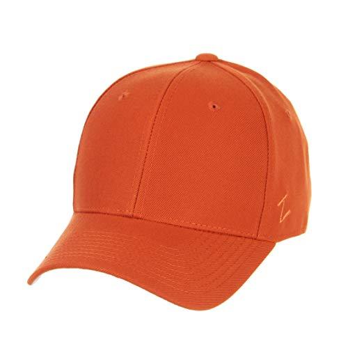 Zephyr Herren Mütze DH Fitted Hat Burnt Orange, 7 3/8