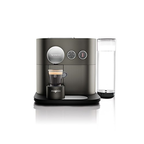 Nespresso Expert Coffee Machine, Grey by Magimix