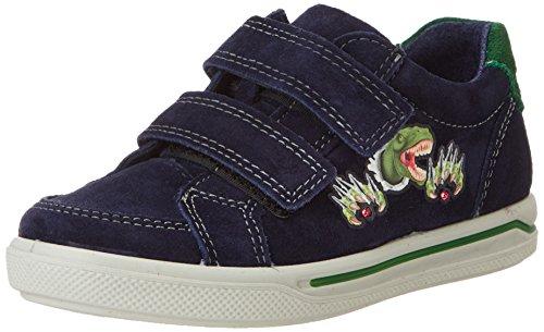 Ricosta Jungen Payas Sneaker Blau (nautic/grün)