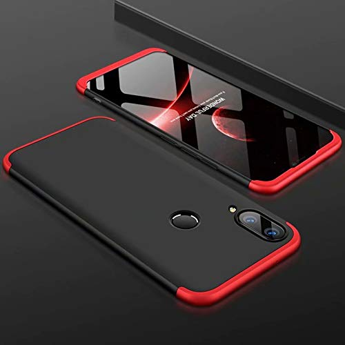 MYLB-US Xiaomi Redmi Note 7 case Ultra-Thin 360-degree Body Protection [3  in 1] Removable PC Hard Shell, Suitable for Xiaomi Redmi Note 7 case