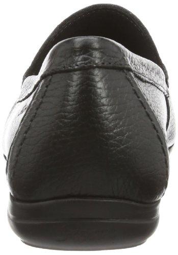 Sioux Gilles, Mocassins (loafers) homme Noir (Schwarz)
