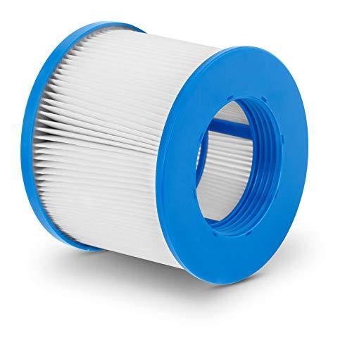 Uniprodo filtro idromassaggio cartuccia filtrante vasca uni_pools_06 (168 ore, set da 6)