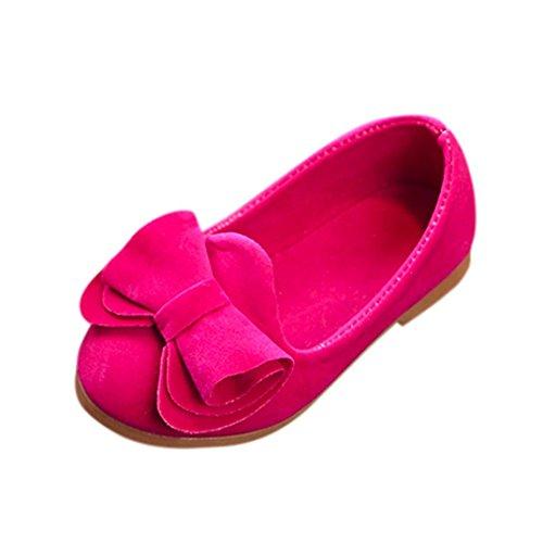 OHQ Fille Butterfly Chaussures Princesse Noir Hot Pink d'occasion  Livré partout en Belgique