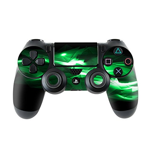 Skins4u Sony Playstation 4 Skin PS4 Controller Skins Design Sticker Aufkleber Styling Set Auch für Slim & Pro - Kryptonite