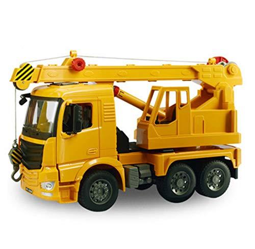 Fernbedienung Rennwagen Elektro Baufahrzeug Rc Racing Car Spielzeug Ferngesteuertes Geländewagen FüR Jungen Erwachsene Und Kinderfahrzeuge Stunt Auto,C*