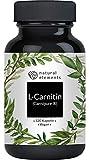 L-Carnitin 3000 - Premium: Carnipure von Lonza - 120 Kapseln - Laborgeprüft, hochdosiert, vegan,...