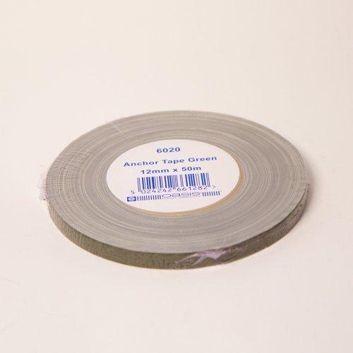 Ruban adhésif à revêtement coton Largeur 12 mm Longueur 50 m