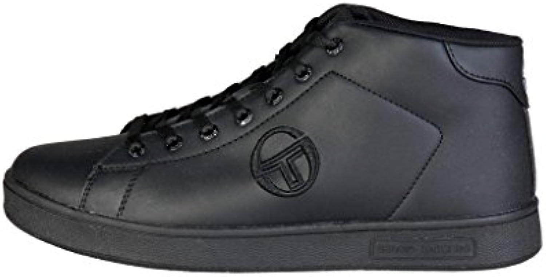 Sergio Tacchini GRANTORINO_MID_724118 Sneakers Herren Schwartz 45