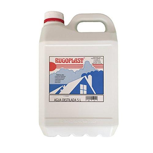 Agua Destilada de alta calidad (5L) Envío GRATIS 24 h.