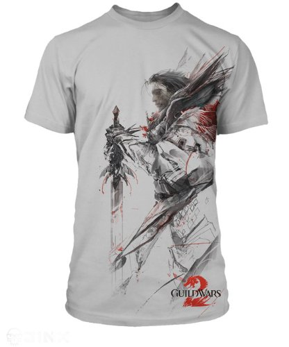 Guild Wars 2 T-Shirt - Logan, size L (Mac Guild Wars)