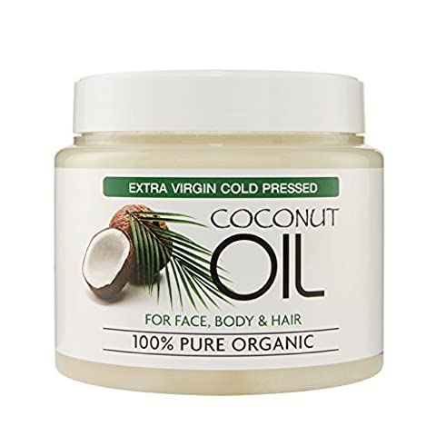 Coconut Oil For Skin and Body, Reduces the Signs of