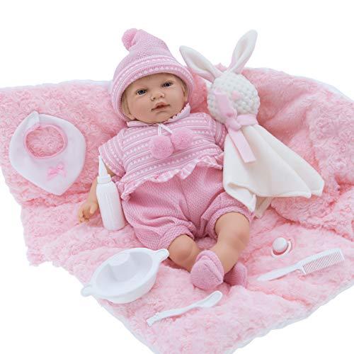 Maria Jesus Bebe Reborn simulación 708, muñecas Bebes para niñas, Bebes Reborn, muñecos Reborn, Baby Reborn