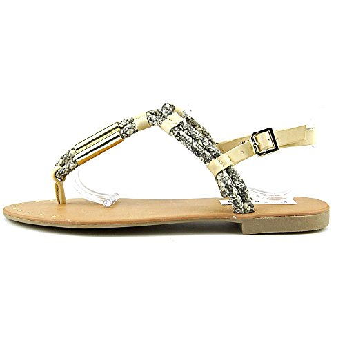 Steve Madden Braidie Synthétique Sandales Nat Multi