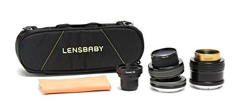 Preisvergleich Produktbild Lensbaby Creative Portrait Kit Canon EF, LBCPK2C (Kit Canon EF)