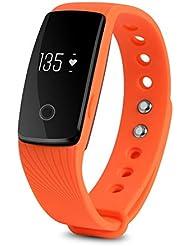 XCSOURCE® Puls OLED Smart-Armband Wasserdicht Sport Gesundheit Aktivität Fitness Tracker Bluetooth-Armband Pedometer Schlaf Monitor