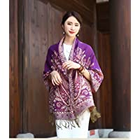 Lijiang Yunnan châle de chanvre le châle de coton rétro - nation une longue Section de protection solaire du tourisme écharpe et conditionneur d'air