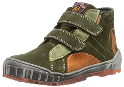 Naturino NATURINO TAIMIR 2007213019104, Jungen Sneaker, Braun (kaki 9104), EU 27