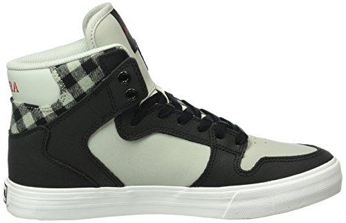 Supra Vaider, Chaussures De Gymnastique Grises Pour Hommes (grau (gris Clair / Noir - Blanc 041))