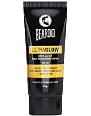 BEARDO Ultraglow Face Lotion For Men, 100g