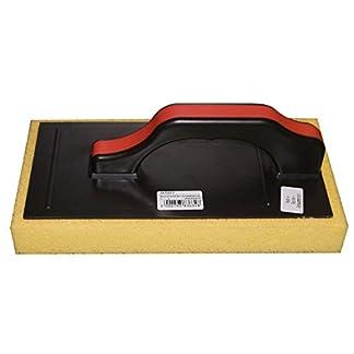 Stubai 9002793836348 Hydro llanas Esponja, 150x300x35 mm, rosso, mediano