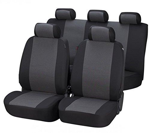 Preisvergleich Produktbild Timon 51147, Sitzbezug Schonbezug Autositzbezug, Komplett Set, Grau