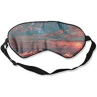 Sleep Eye Mask Surrealism Cloud Lightweight Soft Blindfold Adjustable Head Strap Eyeshade Travel Eyepatch preisvergleich bei billige-tabletten.eu
