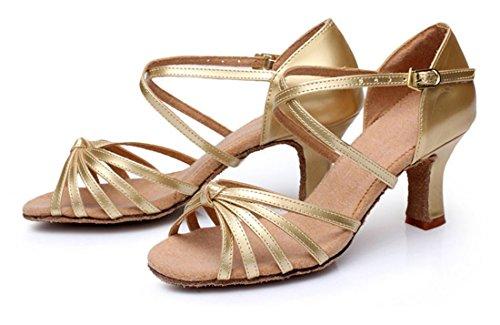 TDA - Strap alla caviglia donna 7cm Gold