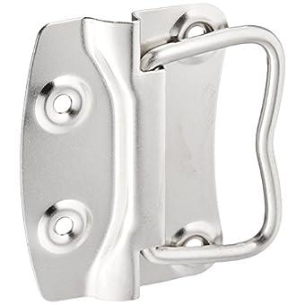 Armoire Placard Fer Droit Loop fermoirs de 3,1 x 2,2 cm
