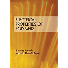 [(Electrical Properties of Polymers)] [By (author) Ricardo Diaz-Calleja ] published on (May, 2004)