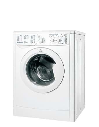 Indesit IWC 81051 C ECO(EU) Autonome Charge avant 8kg 1000tr/min A+ Blanc machine à laver - machines à laver (Autonome, Charge avant, A+, A, C, Blanc)