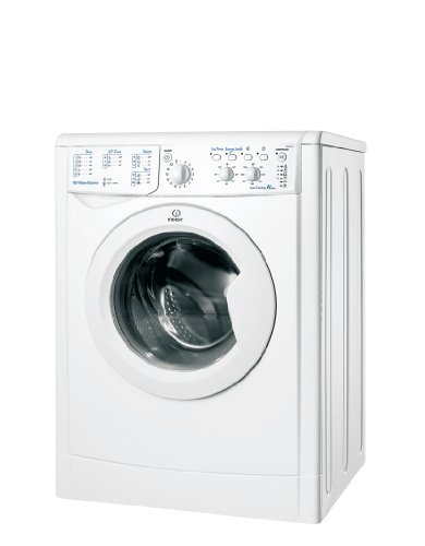 Indesit IWC 81051 C ECO(EU) Libera installazione Caricamento frontale 8kg 1000Giri/min A+ Bianco lavatrice